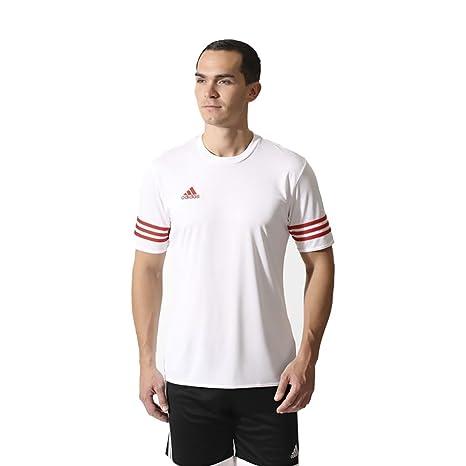on sale 6c359 a0578 adidas - Entrada 14 - Maillot dentraînement - Homme - Blanc (White