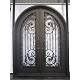 Amazon.com: Iron - Entry Doors / Exterior Doors: Tools & Home ...
