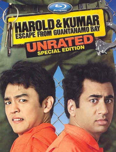 Harold & Kumar: Escape From Guantanamo Bay Unrated Special Edition with bonus digital copy.