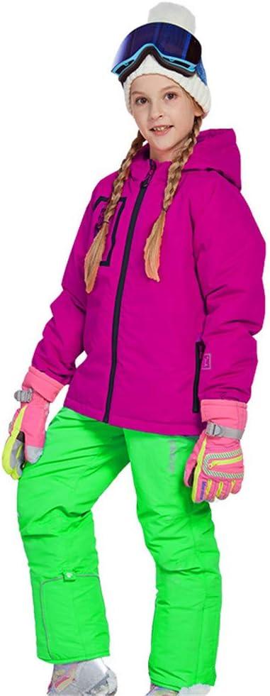 Chaqueta De Concha Suave Para Niños Con Pantalones, Snowboard Al ...