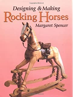 The Rocking Horse Maker Nine Easy To Follow Projects Anthony Dew
