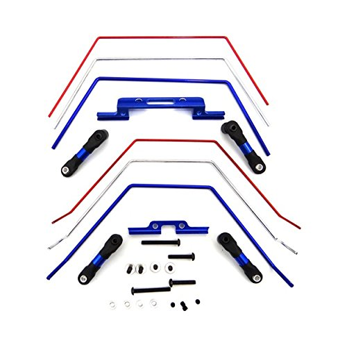 Front/Rear Wide Sway Bar 2WD S by Hot (Traxxas Sway Bar Kit)