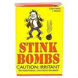 Best Rhode Island Novelty Gags - Rhode Island Novelty Stink Bombs Glass Vile Vials Review