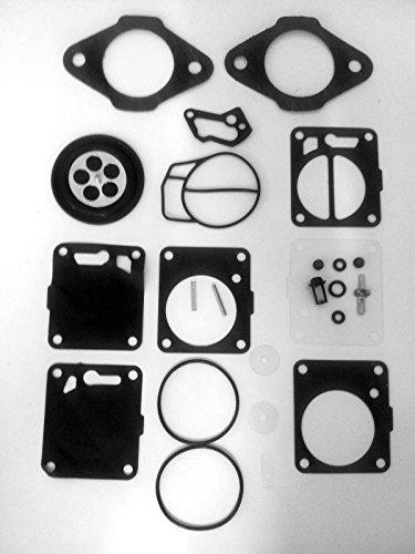 Mikuni Carburetor Rebuild Kit Includes Base Gasket Compatible with Yamaha 650 701 PWC Jetski BG