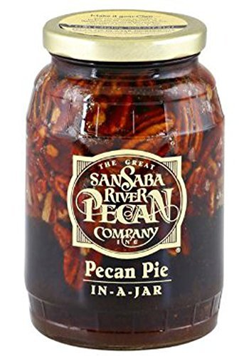 The Great SanSaba River Pecan Company 22-oz. Pecan Pie In A - Pecan Pie Mini