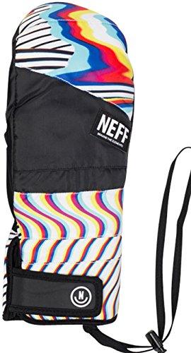 neff Men's Neff Men's Digger Mittens - Waterproof Snowboard Gloves