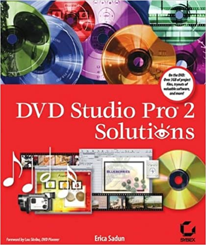 Books Engineering and Transportation From the Back Cover Create Hollywood-Quality DVDs on a Small-Business Budget With DVD Studio Pro 2 Apple introduced a co