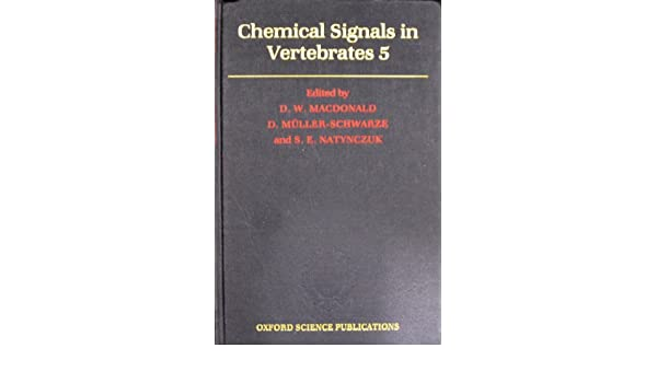 Chemical Signals in Vertebrates 5