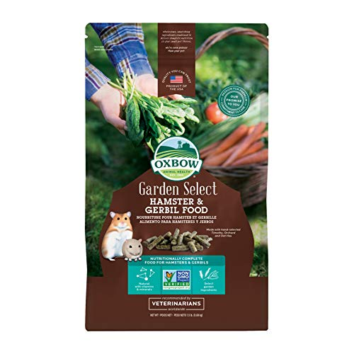 Oxbow Animal Health Garden Select Hamster And