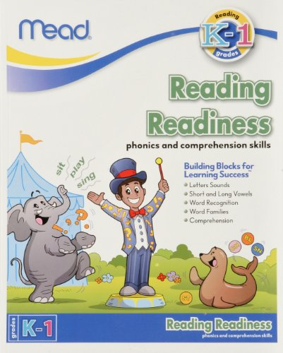 Mead Reading Readiness, Grades K-1 (48086)