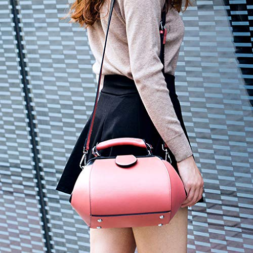 en couleur contrastante PU bandoulière à Sac à Sac main Sac bandoulière pour à Lxf20 Black femme Mini Mode en av6qwHTHP