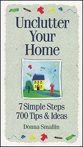 Hidden Treasures Cd Storage - Unclutter Your Home: 7 Simple Steps, 700 Tips & Ideas (Simplicity Series)