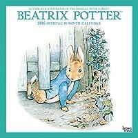 Beatrix Potter 2016 Square 12x12 Wall Calendar