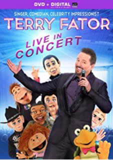 Amazon com: Terry Fator: Live from Las Vegas: Terry Fator: Movies & TV