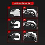 DeadEyeVR Deluxe Audio Strap Adapter Kit for The
