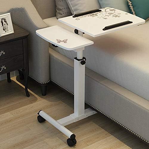 Mesa para laptop Cama con múltiples funciones Lazy Pequeño cara de ...