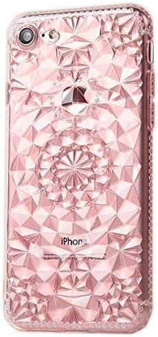 iphone8 iphone7 ケース かわいい キラキラ おしゃれ きらきら しりこん シリコン あいふぉん8ケース アイフォン アイホン あいふぉん 8 7 携帯ケース カバー ピンク amo3001