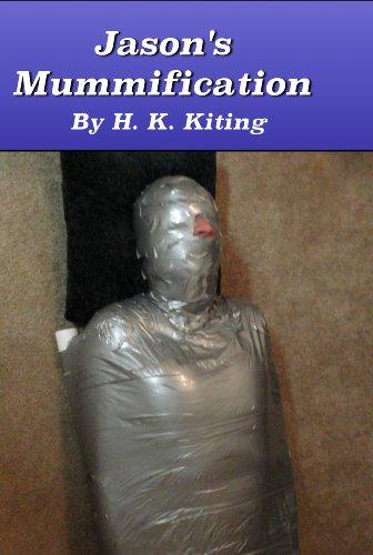 tape fetish mummificatiom stories