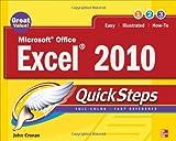 Microsoft Office Excel 2010, John Cronan, 0071634894