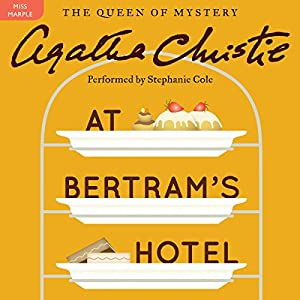 At Bertram's Hotel Audiobook