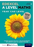img - for Edexcel A Level Maths: A Level: Edexcel A Level Maths Year 1 / AS Level: Bridging Edition book / textbook / text book