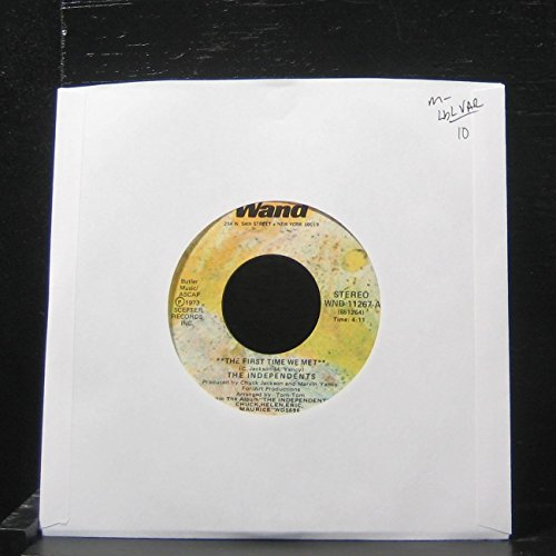 The Independents - The Independents - The First Time We Met  Show Me How - 7 Vinyl 45 Record - Zortam Music