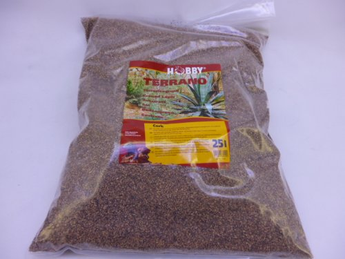Hobby Cork Bark 25 liters coral sand, coral soil, sand