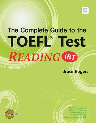 Complete Guide to the TOEFL Test: READING (iBT) Text/CDROM (Complete Guide to the TOEFL Test : READING (iBT))