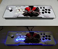 2017 (BP) Pandora's Box 4s+ plus 815 Video Games Double Stick Arcade Console High quality With 16 Buttons Power Supply Parts HDMI and VGA and USB Output