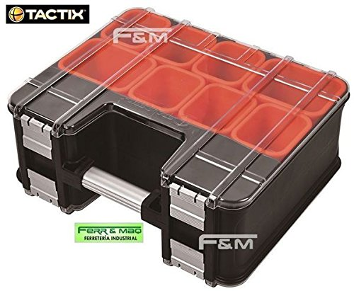 Tactix Double Sided Organizer