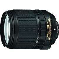 Nikon AF-S DX NIKKOR 18-140mm f/3.5-5.6G ED Vibration Reduction Zoom Lens with Auto Focus for Nikon DSLR Cameras (Certified Refurbished)
