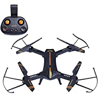 Mini RC Drone for Kid, Remote Control by Watch 0.3MP Wifi FPV 2.4G 4CH 4 Axis Headless Mode Portable Pocket Quadcopter Christmas Gift for Kids,by MKLOT