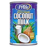 Pride Coconut Milk (400ml) - Pack of 6