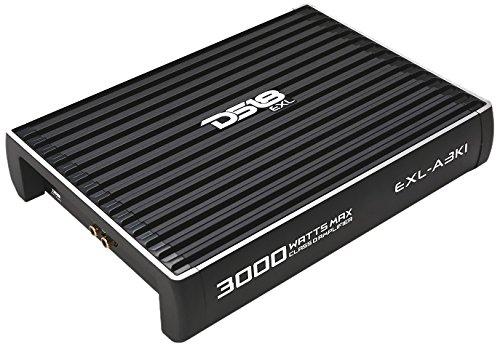 DS18 EXL Series EXL-A3K1 3,000 Watts Max 1-Channel Monoblock Class D Digital