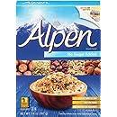 Amazon.com: Alpen Muesli Cereal, No Sugar Added, 14 Ounce