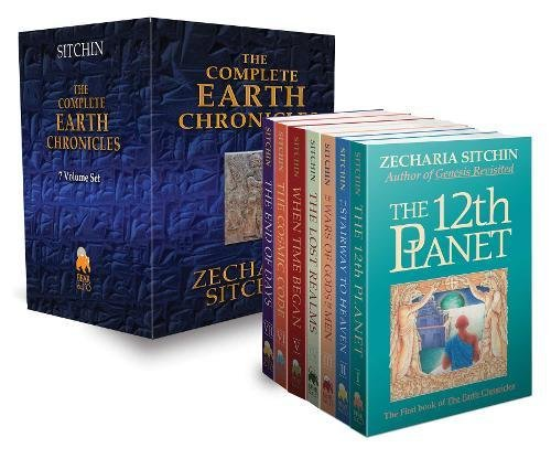 (The Complete Earth Chronicles (The Earth Chronicles))