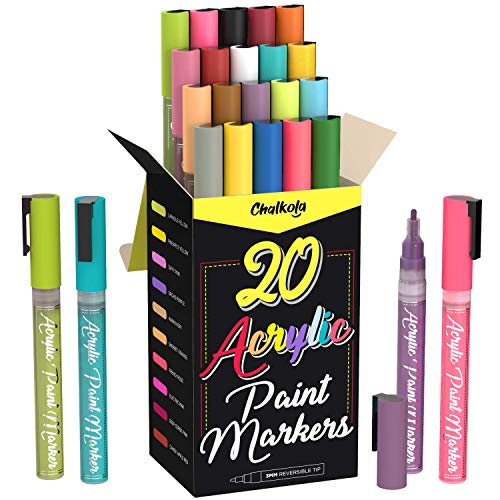 Acrylic Paint Pens for