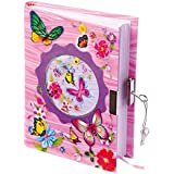 Small Foot Company - 8072 - Fourniture Scolaire - Journal Papillon