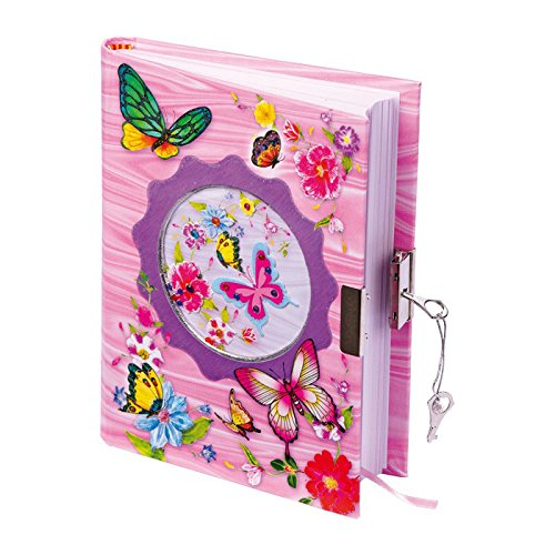 Small foot company - 8072 - Fourniture Scolaire - Journal Papillon 2021678 Agenda