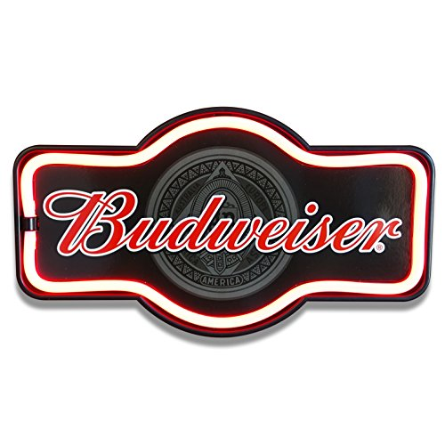 Budweiser Beer LED Sign, 17