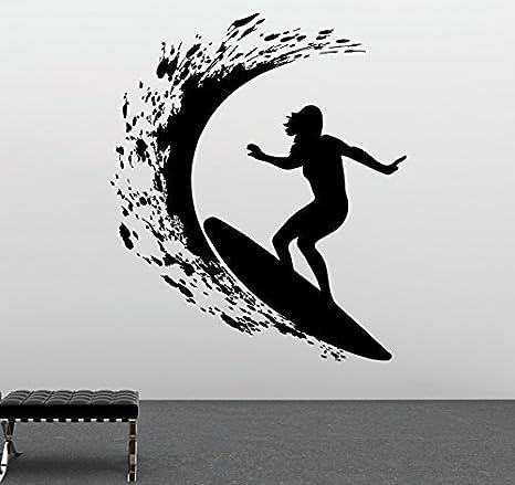 Surf and skate cats surfing kids room decor surf art illustration art print kids wall art. kids wall decor