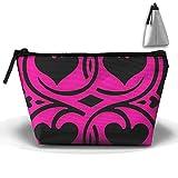 Love-shapes High-capacity Storage Bag Multi-purpose Storage Bag Portable Bag Trapezoidal Storage Bag
