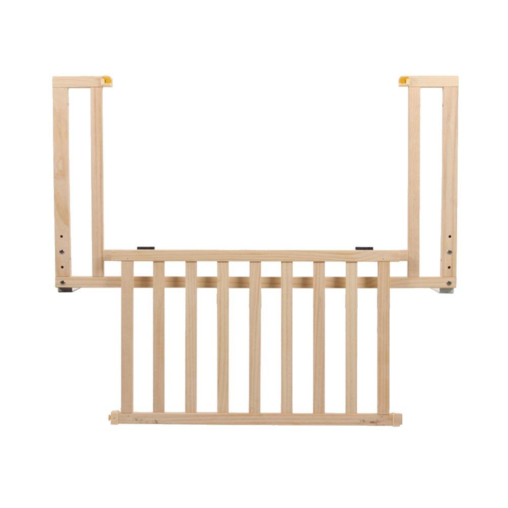 HUO ベッドフェンス\固体木製の子供のガードレール\ベビーベッドバッフル\ゲームフェンス\安全折りたたみベッドの手すり 省スペース (サイズ さいず : 2-98cm) 2-98cm  B07F7QLKVR