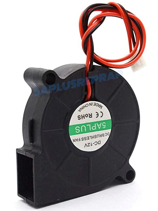 ARUNDEL SERVICES EU 5015 12V Turbo Ventilador de enfriamiento ...