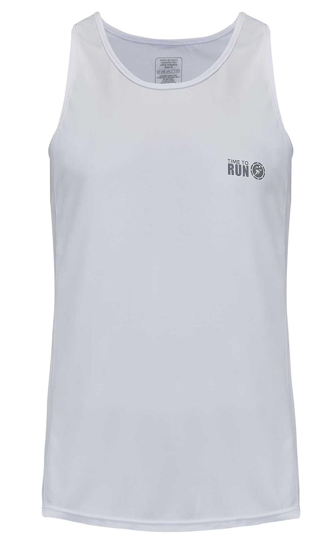 TCA Hazard Mens T-Shirt Black Short Sleeve Top Gym Running Training Workout Tee