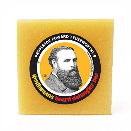 Price comparison product image Professor Fuzzworthy's Beard CONDITIONER Detangler | SMALL | All Natural | Chemical Free | Tasmanian Beer & Honey | Essential Plant Oils | Handmade in Tasmania Australia