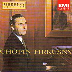 Firkusny Plays Chopin (Firkusny Edition Series)
