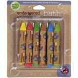 Endangered Species by Sud Smart Bath Crayons