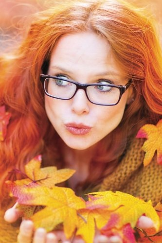 Autumn Oak Redhead Any Day Planner Notebook: Scheduler Organizer Datebook (Autumn Awe 150 Planner) (Volume 2)