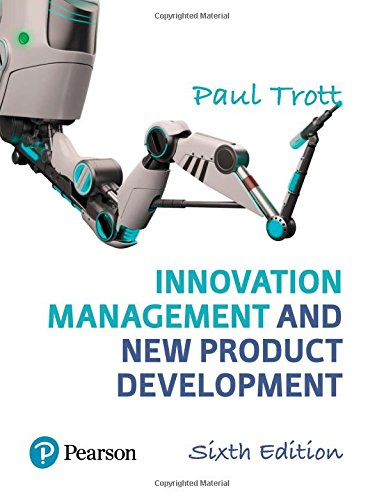 new product development book free